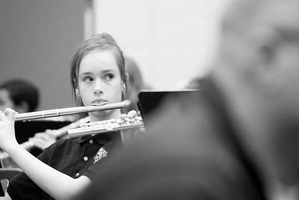 Bowman Band Recital_2.24.16