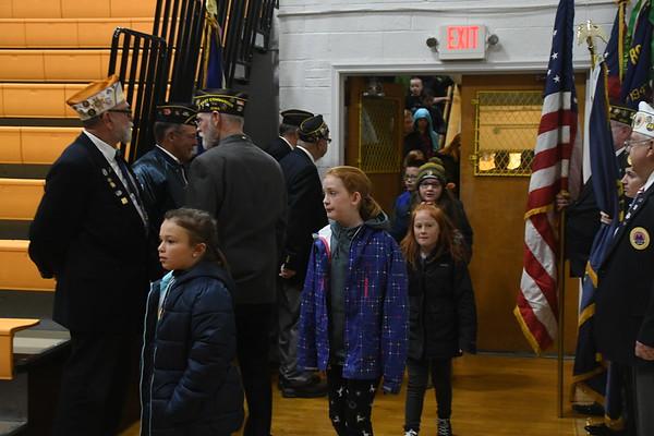 VS Student Senate Veteran's Day Program