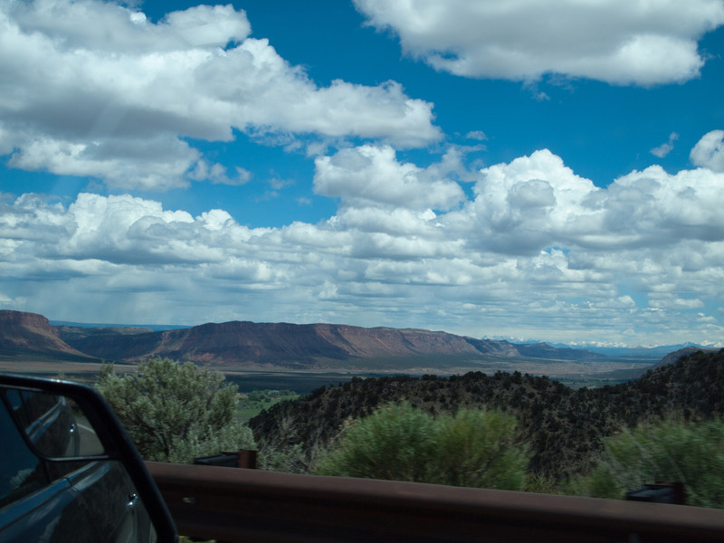 We are back in Colorado driving into Paradox Valley