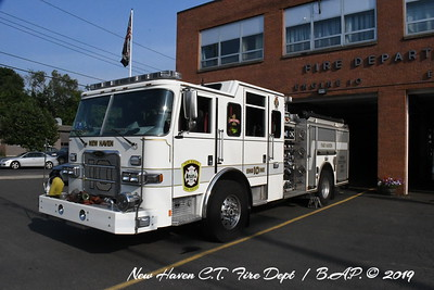New Haven CT Engine 10