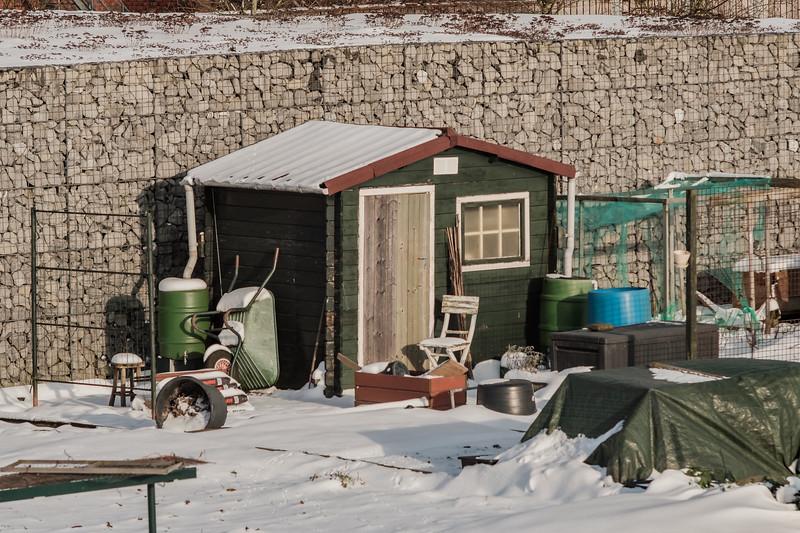 Winter Allotment