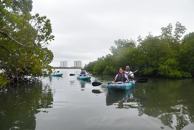 9AM Mangrove Tunnel Kayak Tour - Ross, Jones & Driscoll