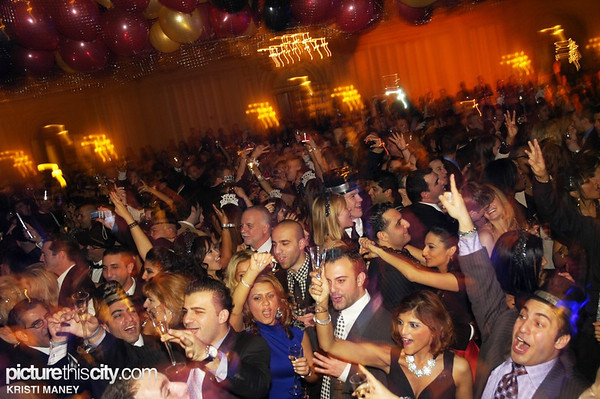 Tryst New Year's Even Gala '10 - The Ritz Carlton Hotel 12.31.09