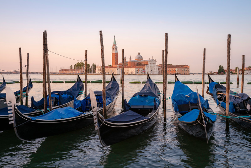 Creative Looks in Lightroom | Venice Morning