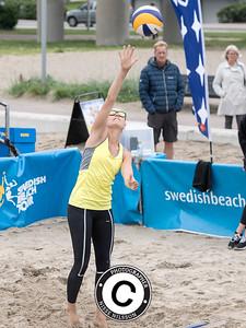 2016-07-10 Beach Volleyboll final Helsingborg