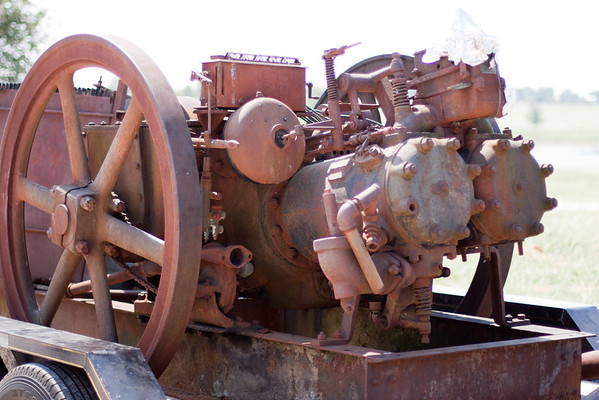 Rumely E Oil Turn Relocation
