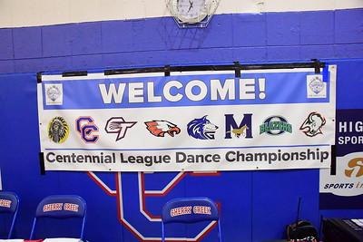 Centennial League POM POM Championships Nov 10 2016