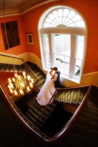 Balbirnie House Staircase