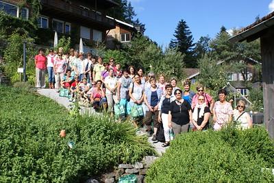 10.08.2013 - Ausflug Frauen- und Fitnessriege, Teufen & Appenzell