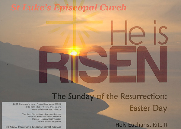 Easter Celebration- March 27, 2016