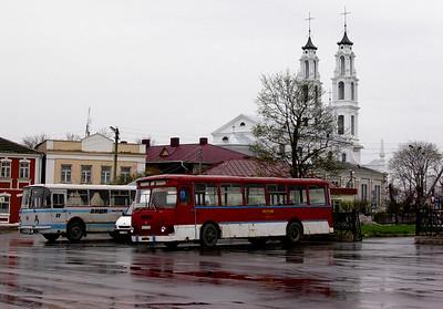 Minsk og tilbake