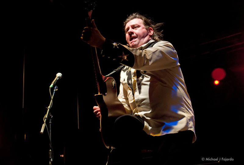Jake Burns Stiff Little Fingers BYO Records' 13th Annual Punk Rock Bowling Music Festival Las Vegas, NV  May 28, 2011