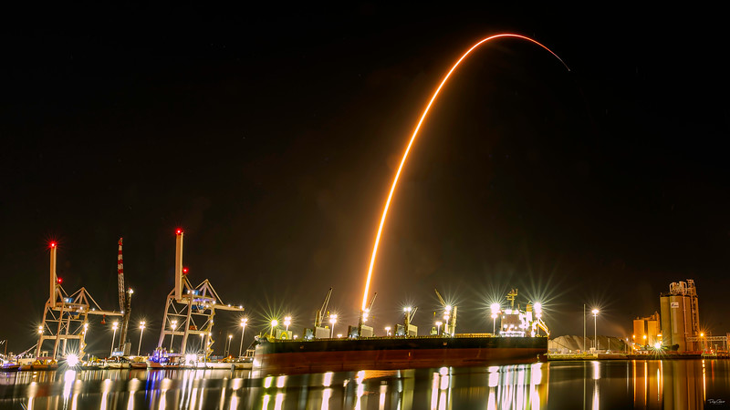 """""""Freighter Launch"""""""