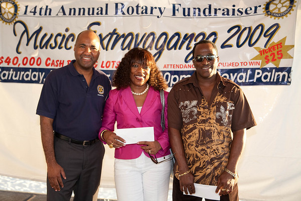 Rotary Music Extravaganza 2009 winners