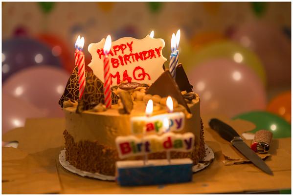 Siraj Birthday