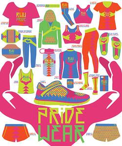 RWU Pride Wear