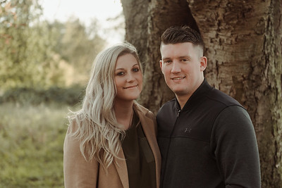 Sophie and Matt - pre-wedding shoot