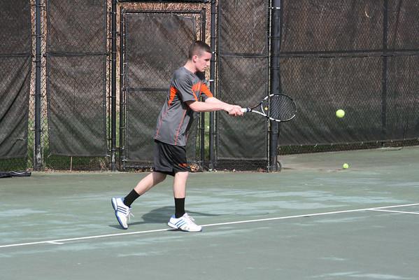 Varsity Tennis vs. Carlisle