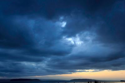 Western Washington Sunrise-Sunsets