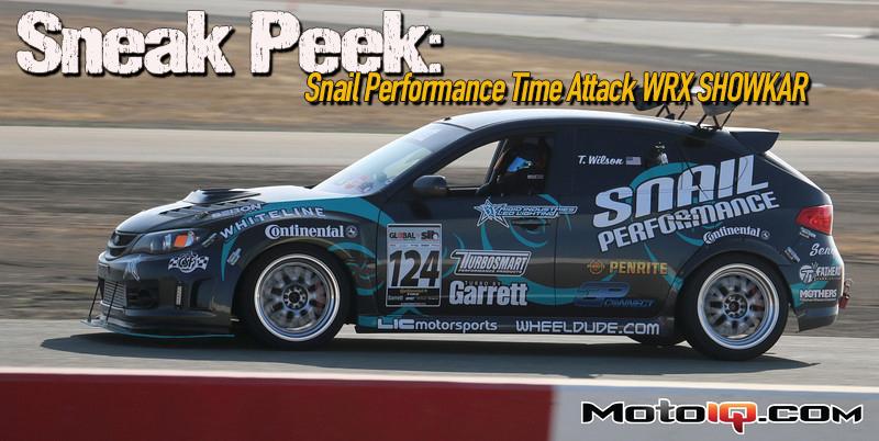 Snail performance SHOWKAR