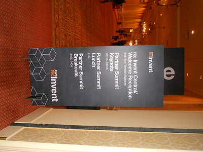 AWS re:Invent 2012