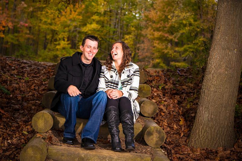 Dustin & Twyla Engagement
