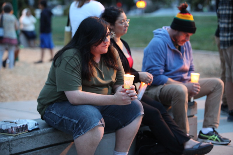 Charlottesville Vigil - Castro Valley 8-13-2017-Mickey Souza-23.JPG
