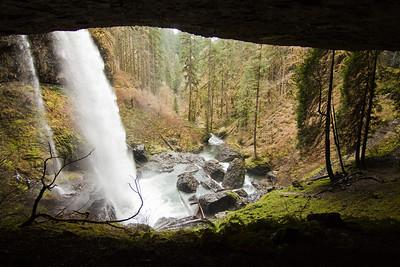 Silver Creek Falls Oregon Spring 2011