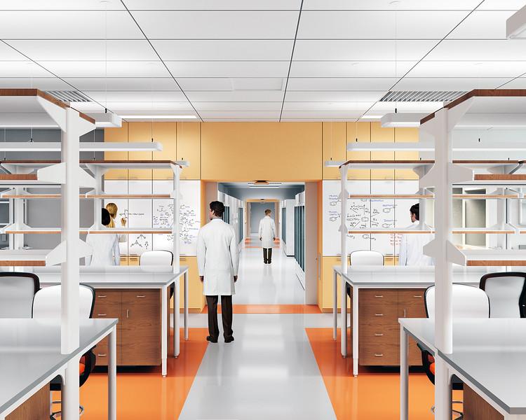 HOK Renderings Jacobs School of Medicine and Biomedical Sciences