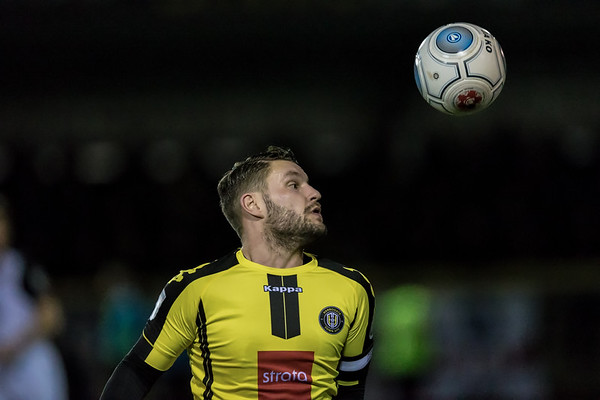 Harrogate Town 4-1 Stockport County