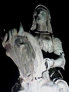 Place du Martroi - Jeanne d' Arc