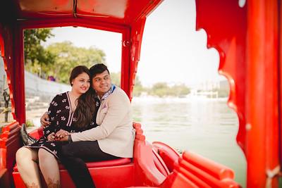 Radhika & Harshdev