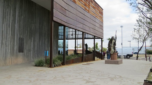 In Scottsdale, Museum of the West, Mar 8, 2019