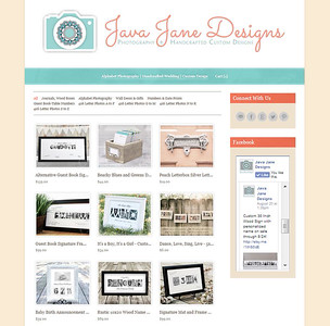 Shop Java Jane Designs