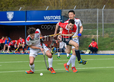 Western Wildcats v Edinburgh University
