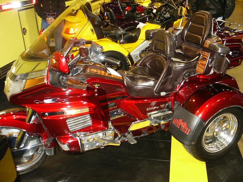 Honda Goldwing Trike
