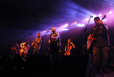 Trampled By Turtles 3-26-14