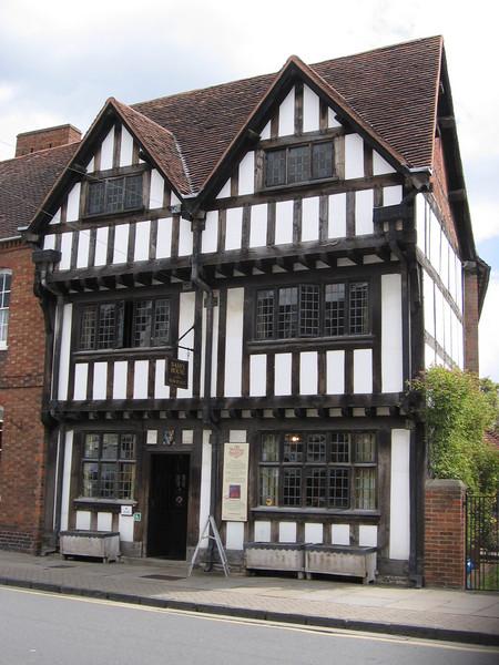 Elizabethan building, Stratford-on-Avon