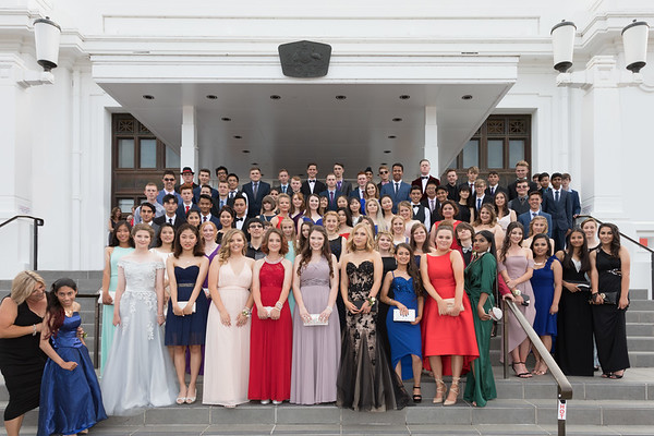 Harrison School Formal - Prepaid 2016