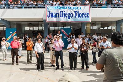Juan Diego Flores by M. Janson