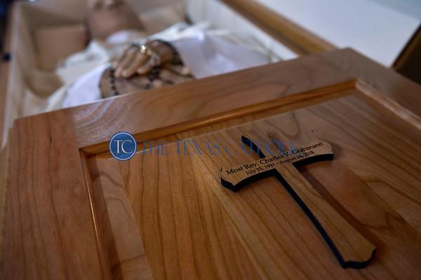 Bishop Emeritus Grahmann Rosay and Funeral