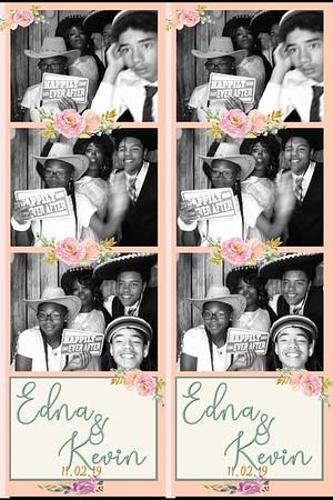 Kevin & Edna McCormick Wedding
