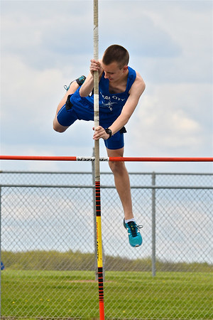 MS Beal City vs Pine River Track and Field