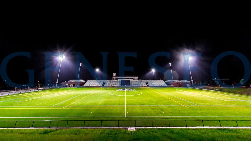 May 19th 2015 - Stadium Lights On