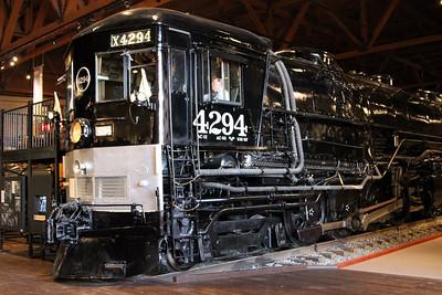 California Railroad Museum day 1