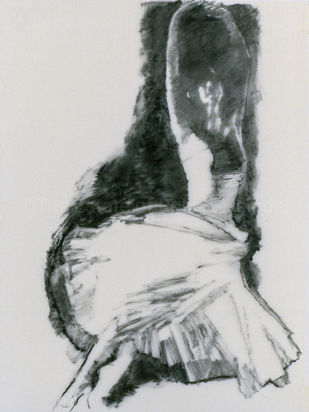 Study for Dancer Ascending I (2003)