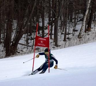 Alpine Ski Race: January 2015