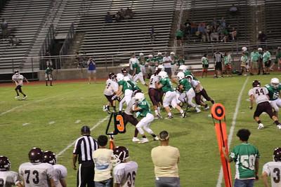 8th Football Devine vs Pleasanton 092018