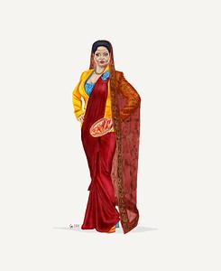 Sari not Sorry