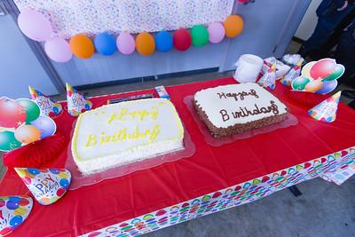 Police Service Birthday Celebration